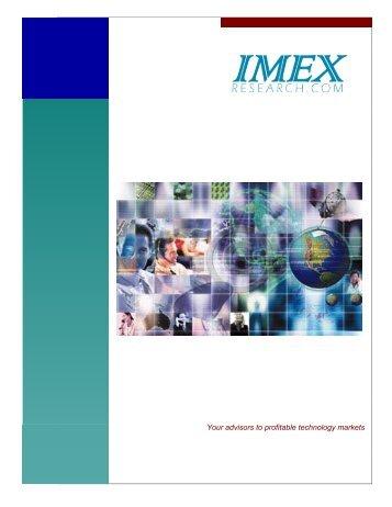 Full Brochure - IMEX Research