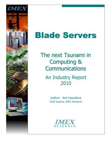 Blade Servers - IMEX Research
