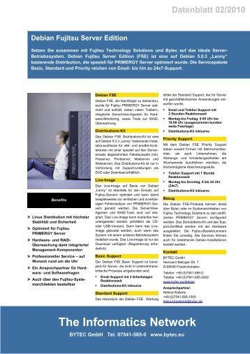 The Informatics Network - BYTEC Bodry Technology GmbH