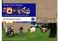 Mobile Touch Stratego - IMGA