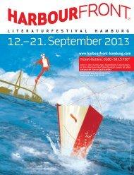 Download (PDF) - Harbour Front Literaturfestival