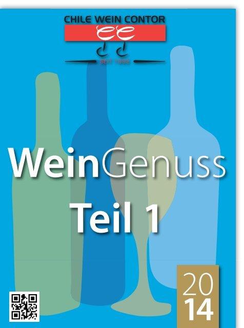 Katalog Chile Wein Contor 2014 - Teil 1