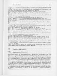 Kapitel 6.3: Optische Spektrometrie - PTB