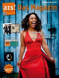 Das Magazin als PDF - ars-music