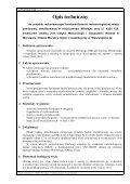 Projekt Wykonawczy - Instytut Meteorologii i Gospodarki Wodnej - Page 3