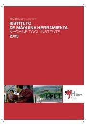 Descárgate la Memoria 2005 - IMH