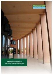 Institute of Management & Information Science, Bhubaneswar