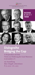 Bridging the Gap - Imj-germany.de