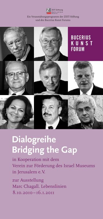 Bridging the Gap - Imj-germany.de