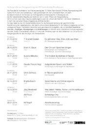 Folder - Fakultät für Architektur und Raumplanung - Technische ...