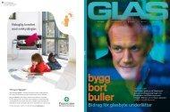 Nr 3 – 2011 – Läs - tidningen GLAS