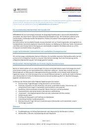 Marketing-Studie zur Evaluierung des Kundennutzens bei der ...