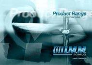 Product range - Imm Hydraulics
