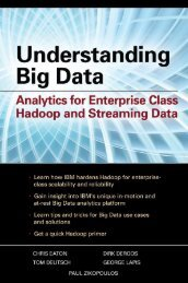 Understanding Big Data - instructional media + magic
