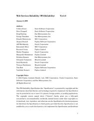 WS-Reliability Version 1.0