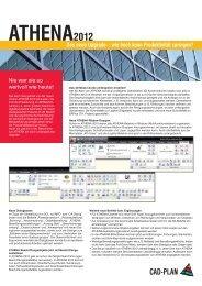 Das neue Upgrade – wie hoch kann ... - CAD-PLAN GmbH