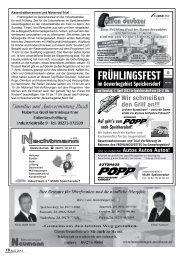 Mitteilungsblatt April 2013 - Teil 2 - Immenreuth