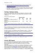 IBM DB2 Newsletter  Inhaltsverzeichnis Anmerkungen zum letzten ... - Seite 5