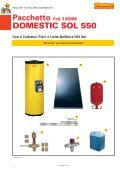Schemi applicativi DOMESTIC SOL - Page 3