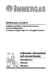 Libretto istruzioni EXTRA Intra 32 kW X (.pdf)
