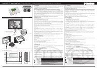 3.021523 - Kit comando di zona– Controllo Elettronico ... - Immergas