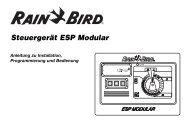 Steuergerät ESP Modular - Pipelife