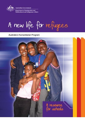 A new life for refugees - Department of Immigration & Citizenship