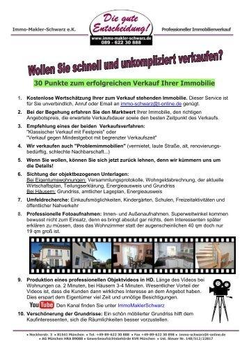 Immo-Makler-Schwarz e - Immo-Makler-Schwarz.de