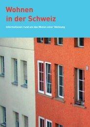 Wohnen in der Schweiz - Bundesamt für Wohnungswesen BWO - CH