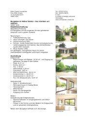 Bungalow im Kölner Süden - hier möchten wir ... - Zirwes Immobilien