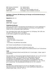 Edith Zirwes Immobilien Frau Edith Zirwes Im Schwalbental 8 50997 ...