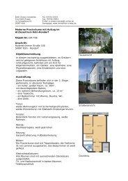 Moderne Praxisräume mit Aufzug im ... - Zirwes Immobilien
