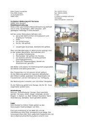 4-Zimmer-Wohnung mit Terrasse 50997 Köln ... - Zirwes Immobilien
