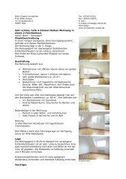 Sehr schöne, helle 4-Zimmer-Balkon-Wohnung ... - Zirwes Immobilien
