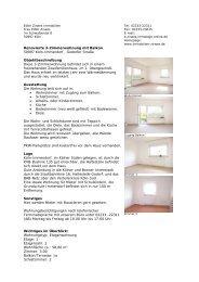 Renovierte 3-Zimmerwohnung mit Balkon ... - Zirwes Immobilien