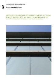 3-Rollen Modell - Immobilien Basel-Stadt