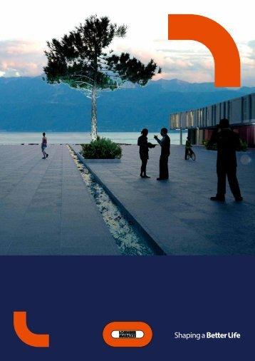 Brochure d'entreprise Losinger Marazzi (F) - Immoinfo24