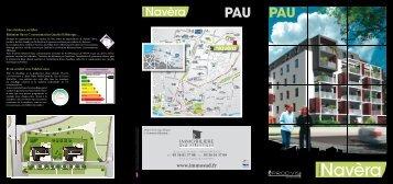 Plaquette - IMMOBILIERE Sud-Atlantique