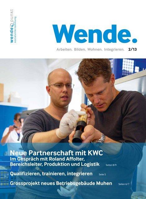 Neue Partnerschaft mit KWC - firma-web.ch