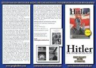 Hitler war ein Britischer Agent - Hitler was a British Agent