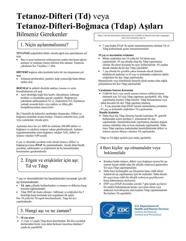 Difteriden korunmak için neler yapılmalıdır