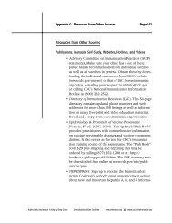 AOV Guide - Immunization Action Coalition