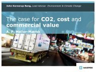 Can business and emissions reduction go hand in hand?