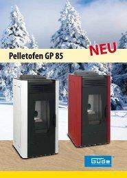 Güde Pelletofen GP 85 - jetzt online bestellen