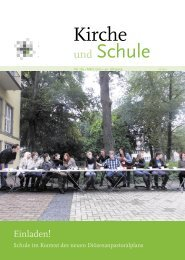 Kirche und Schule Nummer 165 - Bistum Münster
