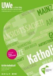 Ich bin katholisch! - Bistum Mainz