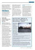 new standards for passenger ships adopted south africa mrcc ... - IMO - Page 7