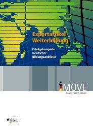 p Exportartikel-Weiterbildung 2009.pdf - Imove-germany.com