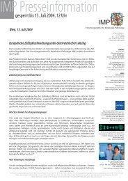 Presseinfo Deutsch& Englisch.indd - IMP