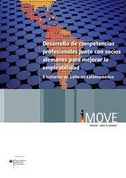 Desarrollo de competencias profesionales junto con socios ...